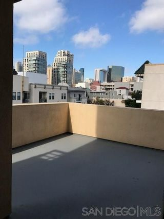 Photo 13: DOWNTOWN Condo for rent : 1 bedrooms : 330 J Street #401 in San Diego