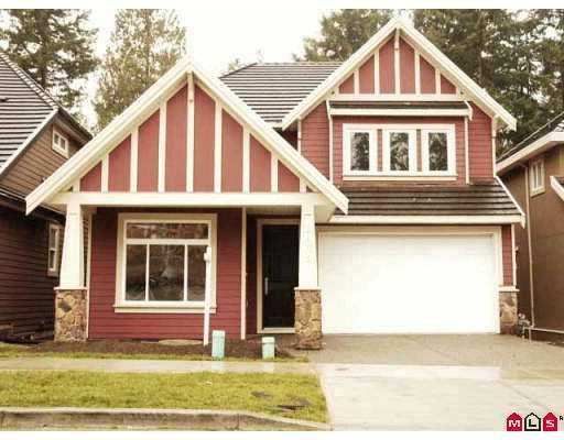 """Main Photo: 3455 147A Street in White Rock: King George Corridor House for sale in """"Elgin Brook Estates"""" (South Surrey White Rock)  : MLS®# F2627069"""