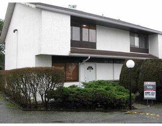 Photo 1: 101 9700 GLENACRES Drive in Richmond: Saunders Townhouse for sale : MLS®# V802107