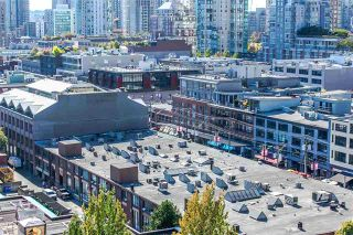 Photo 1: 1506 950 CAMBIE STREET in : Yaletown Condo for sale (Vancouver West)  : MLS®# R2103555