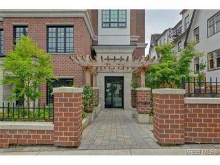 Photo 20: 201 1011 Burdett Ave in VICTORIA: Vi Downtown Condo for sale (Victoria)  : MLS®# 731562