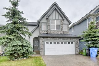 Photo 1: 428 Evergreen Circle SW in Calgary: Evergreen Detached for sale : MLS®# A1124347