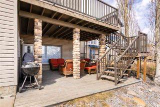 Photo 44: 318 Hudson Bend in Edmonton: Zone 27 House for sale : MLS®# E4238357