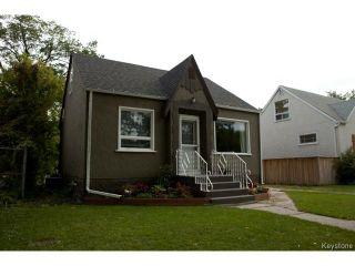Photo 1: 524 St Catherine Street in WINNIPEG: St Boniface Residential for sale (South East Winnipeg)  : MLS®# 1423542