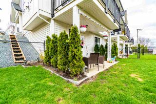 """Photo 34: 11 5797 PROMONTORY Road in Chilliwack: Promontory Townhouse for sale in """"Thorton Terrace"""" (Sardis)  : MLS®# R2554976"""