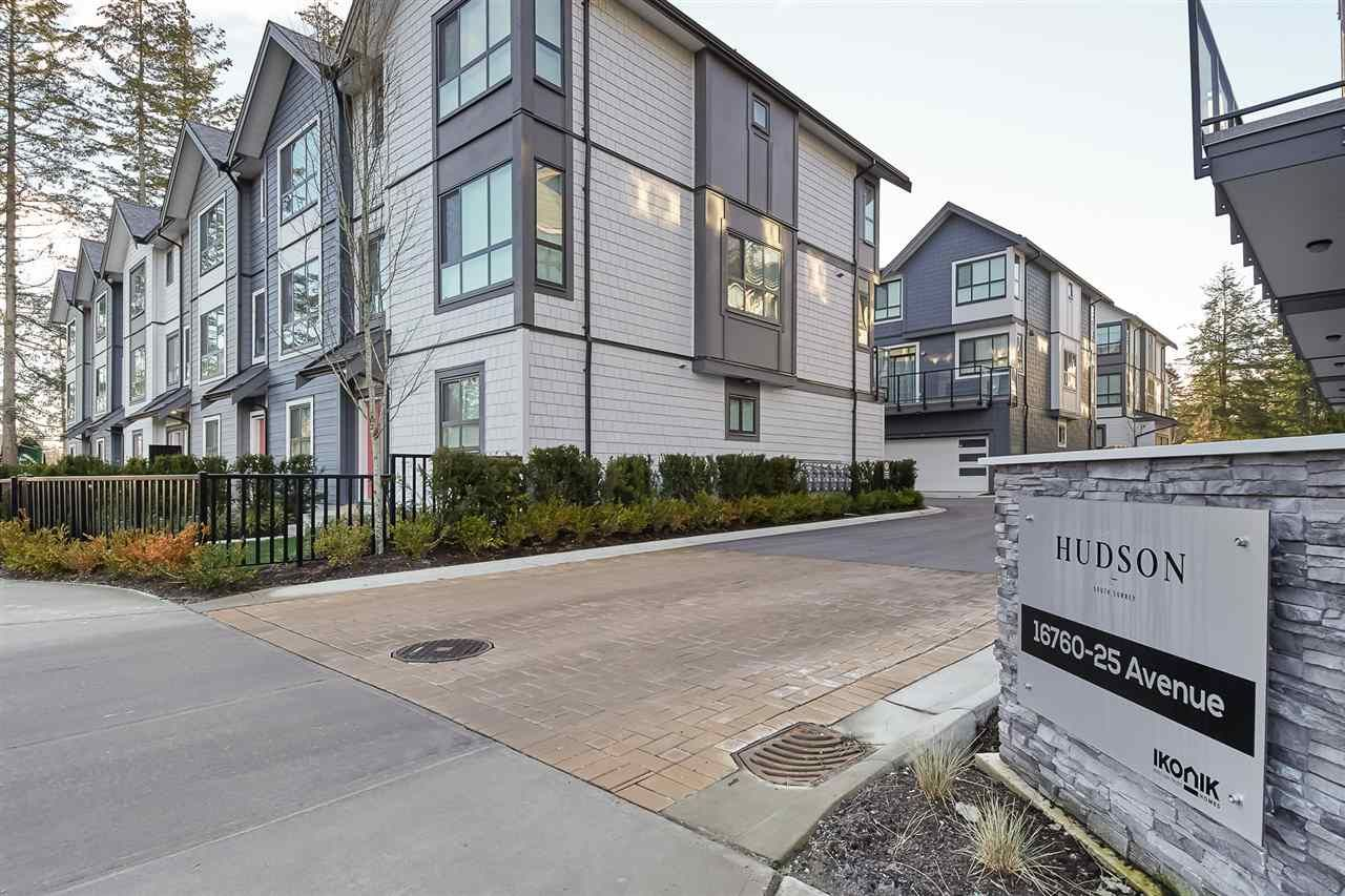 Main Photo: 10 16760 25 AVENUE in : Grandview Surrey Townhouse for sale : MLS®# R2369782