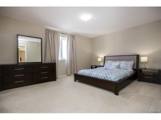 Photo 13: 198 Moonbeam Way in Winnipeg: Sage Creek Residential for sale (2K)  : MLS®# 1703291
