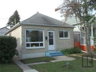 Photo 1: 268 Forrest Street in Winnipeg: West Kildonan Residential for sale (4D)  : MLS®# 1824737