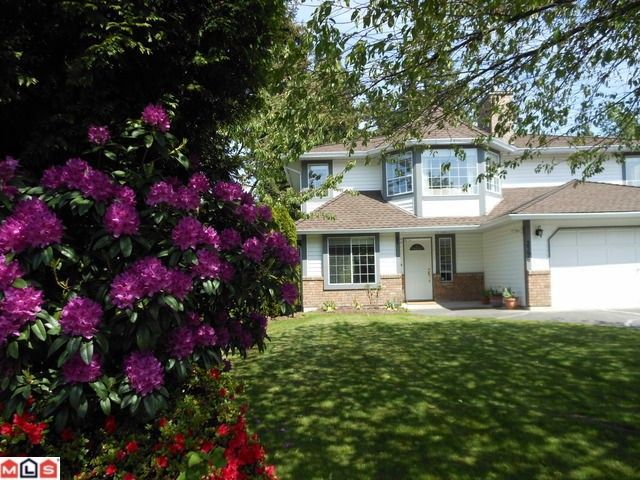 Main Photo: 2396 150B ST in Surrey: Sunnyside Park Surrey House for sale (South Surrey White Rock)  : MLS®# F1213790