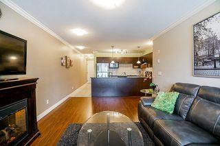 "Photo 10: 403 17769 57 Avenue in Surrey: Cloverdale BC Condo for sale in ""Clover Down Estates"" (Cloverdale)  : MLS®# R2261769"