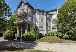 """Photo 1: 206 32725 GEORGE FERGUSON Way in Abbotsford: Abbotsford West Condo for sale in """"Uptown"""" : MLS®# R2286957"""