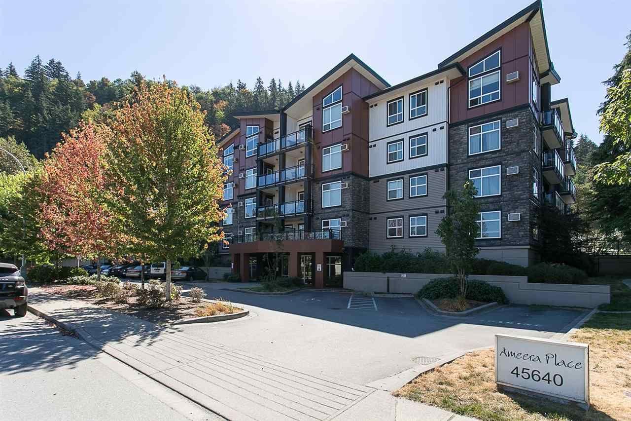 Main Photo: 211 45640 ALMA Avenue in Chilliwack: Vedder S Watson-Promontory Condo for sale (Sardis)  : MLS®# R2592554