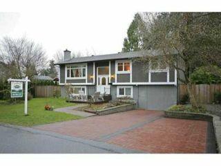 Photo 1: 11515 WOOD Street in Maple Ridge: Southwest Maple Ridge House for sale : MLS®# V937291