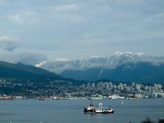 """Photo 9: 606 588 BROUGHTON Street in Vancouver: Coal Harbour Condo for sale in """"HARBOURSIDE PARK"""" (Vancouver West)  : MLS®# V929712"""