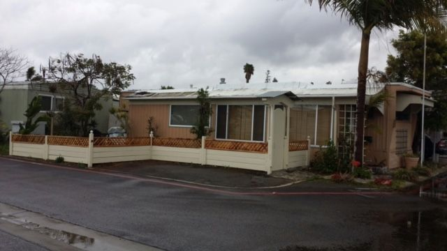 Main Photo: ENCINITAS Manufactured Home for sale : 1 bedrooms : 699 N Vulcan Avenue #95