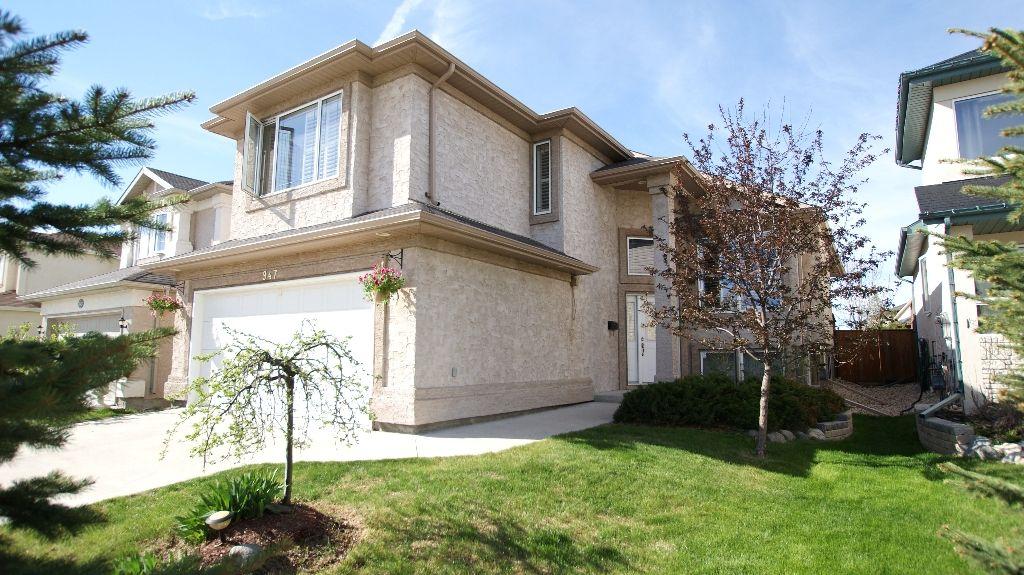 Main Photo: 947 John Bruce Road East in Winnipeg: St Vital Residential for sale (South East Winnipeg)  : MLS®# 1109667