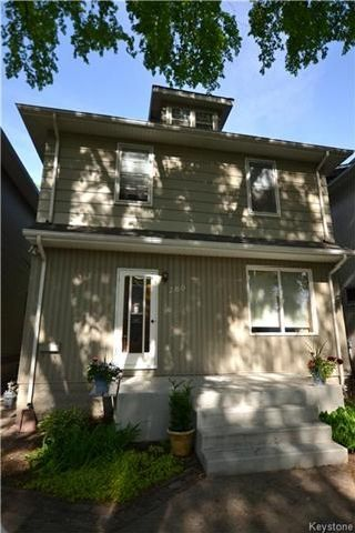 Photo 1: 280 Lipton Street in Winnipeg: West End Residential for sale (5C)  : MLS®# 1714573