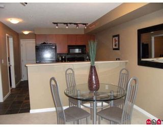 """Photo 5: 203 5465 203RD Street in Langley: Langley City Condo for sale in """"STATION 54"""" : MLS®# F2919876"""