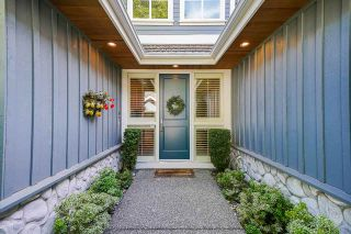 """Photo 2: 6 15715 34 Avenue in Surrey: Morgan Creek Townhouse for sale in """"WEDGEWOOD"""" (South Surrey White Rock)  : MLS®# R2589330"""
