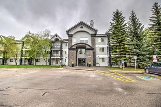 Photo 1: 209 2022 CANYON MEADOWS Drive SE in Calgary: Queensland Apartment for sale : MLS®# A1028544