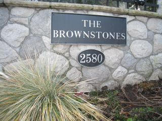"""Photo 2: 104 2580 LANGDON Street in Abbotsford: Abbotsford West Townhouse for sale in """"The Brownstones"""" : MLS®# F1128533"""