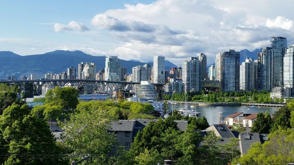 """Main Photo: 309 1166 W 6TH Avenue in Vancouver: Fairview VW Townhouse for sale in """"SEASCAPE VISTA"""" (Vancouver West)  : MLS®# V1123642"""