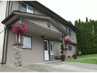 Photo 1: 35108 MORGAN Way in Abbotsford: Abbotsford East House for sale : MLS®# F1413930
