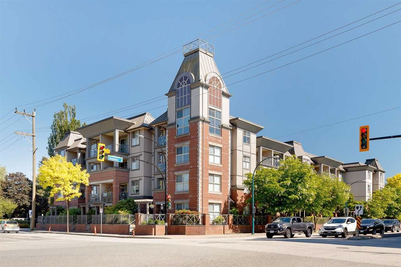 """Main Photo: 407 2478 SHAUGHNESSY Street in Port Coquitlam: Central Pt Coquitlam Condo for sale in """"SHAUGHNESSY EAST"""" : MLS®# R2588518"""