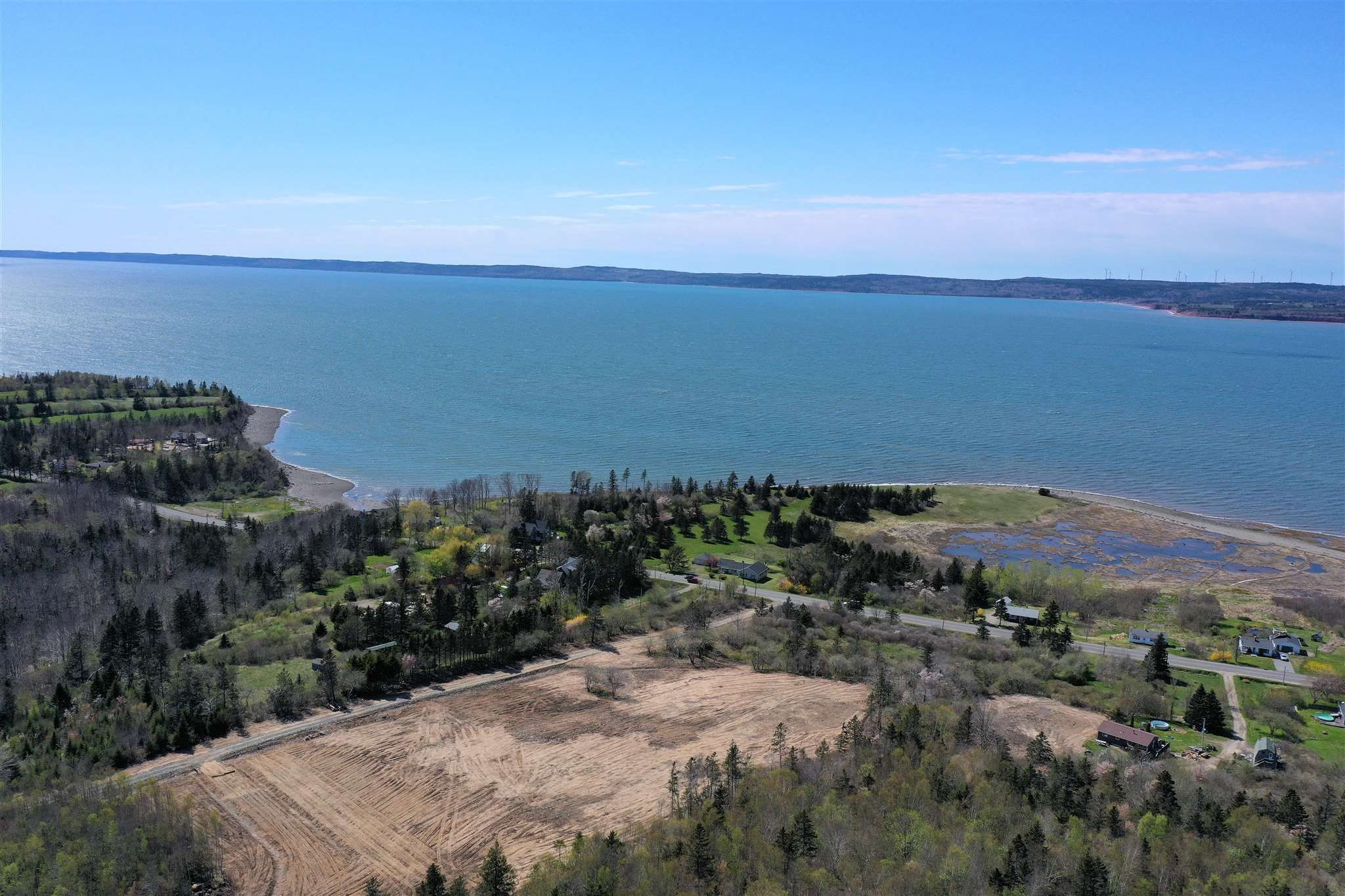 Main Photo: Lot NO 101 Highway in Brighton: 401-Digby County Vacant Land for sale (Annapolis Valley)  : MLS®# 202111786
