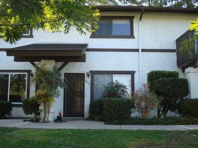 Main Photo: SANTEE Condo for sale : 2 bedrooms : 8046 Corte Del Sol