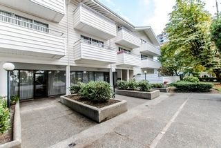 """Photo 18: 101 707 EIGHTH Street in New Westminster: Uptown NW Condo for sale in """"THE DIPLOMAT"""" : MLS®# R2208182"""