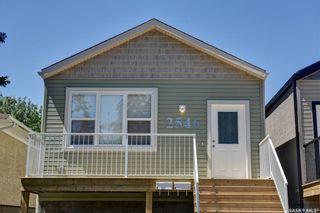 Main Photo: 2546 McDonald Street in Regina: Arnhem Place Residential for sale : MLS®# SK874455
