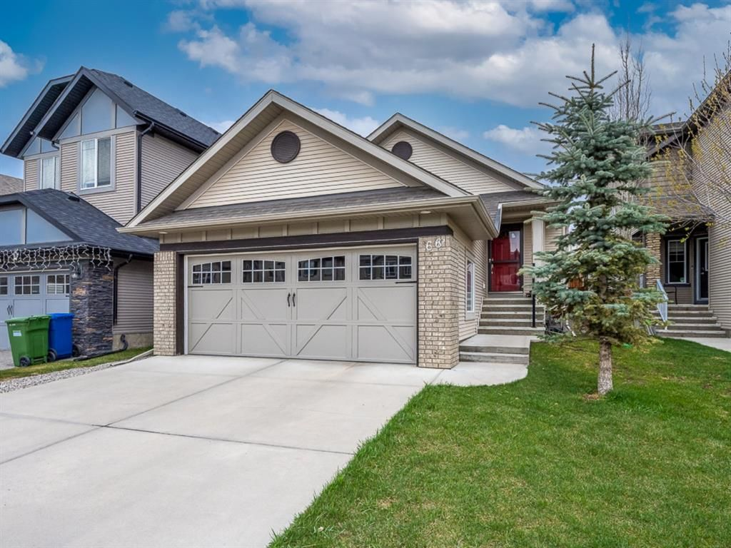 Main Photo: 66 Sage Valley Close NW in Calgary: Sage Hill Detached for sale : MLS®# A1104570