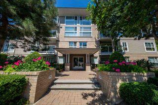 """Photo 1: 406 22255 122 Avenue in Maple Ridge: West Central Condo for sale in """"Magnolia Gate"""" : MLS®# R2392786"""