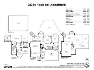 Photo 37: 28344 HARRIS Road in Abbotsford: Bradner House for sale : MLS®# R2612982