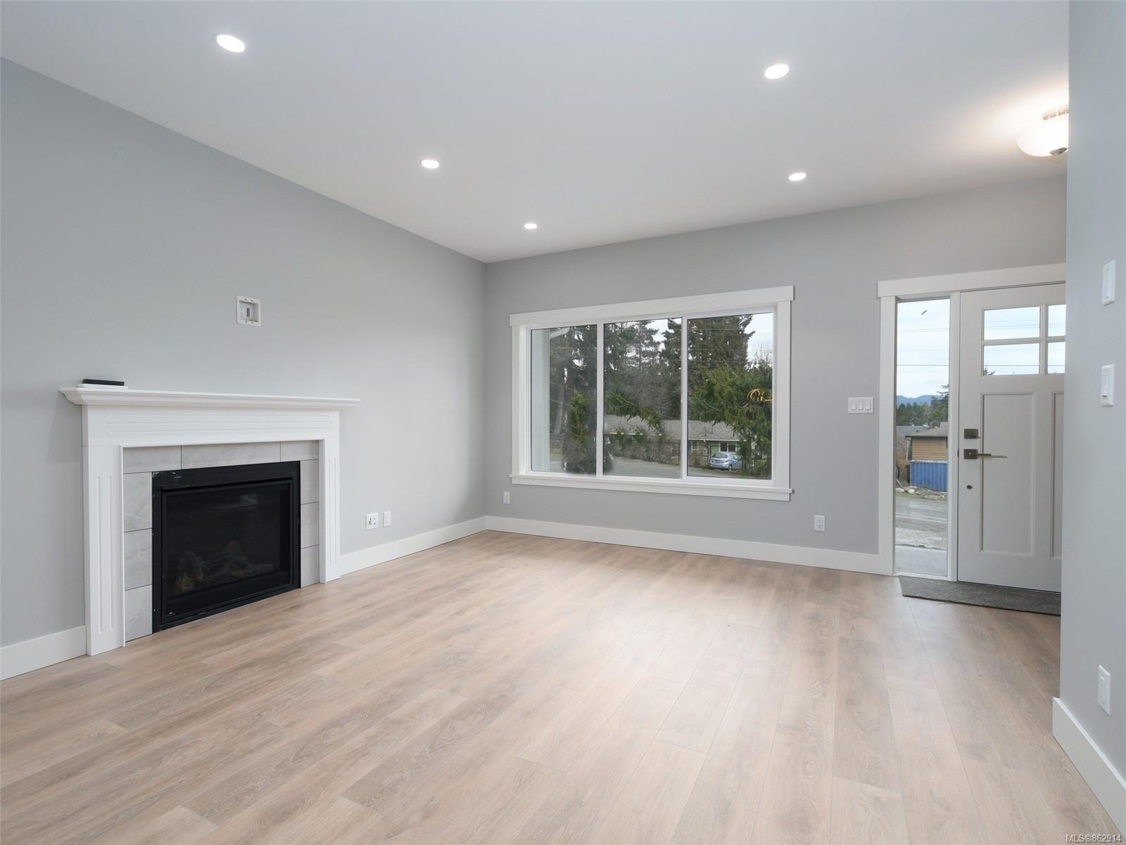 Main Photo: B 2198 S French Rd in : Sk Sooke Vill Core Half Duplex for sale (Sooke)  : MLS®# 862914