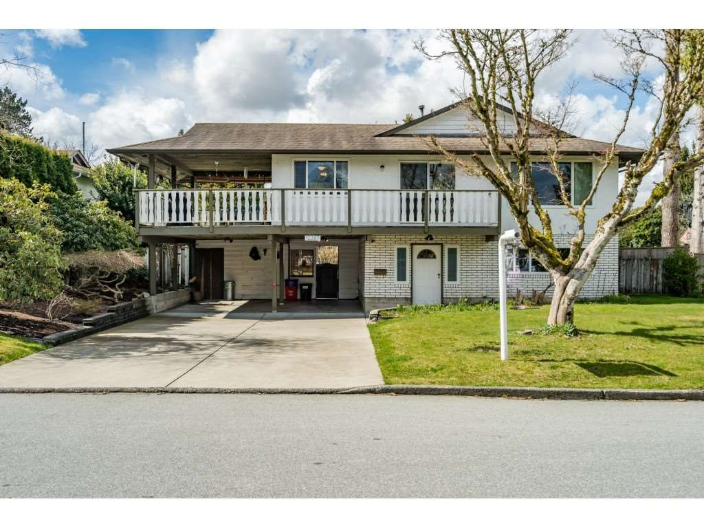 Main Photo: 12287 GREENWELL Street in Maple Ridge: East Central House for sale : MLS®# R2447158