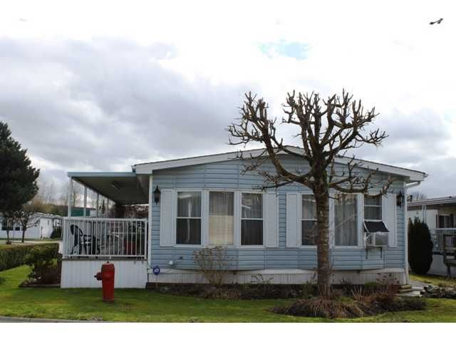 """Main Photo: 97 145 KING EDWARD Street in Coquitlam: Maillardville Manufactured Home for sale in """"MILL CREEK VILLAGE"""" : MLS®# V876573"""