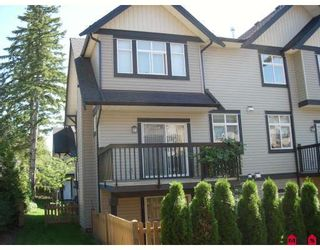 """Photo 7: 67 19932 70TH Avenue in Langley: Willoughby Heights Townhouse for sale in """"Summerwood"""" : MLS®# F2724161"""