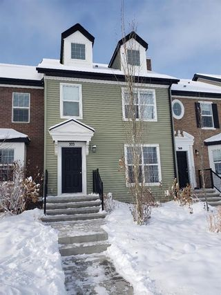 Photo 1: 373 Legacy Boulevard SE in Calgary: Legacy Row/Townhouse for sale : MLS®# A1068607