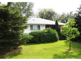 Photo 1: 28 Byrd Avenue in WINNIPEG: Westwood / Crestview Residential for sale (West Winnipeg)  : MLS®# 1420445
