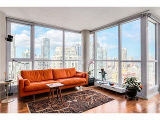 "Photo 3: 2309 1188 RICHARDS Street in Vancouver: Yaletown Condo for sale in ""PARK PLAZA"" (Vancouver West)  : MLS®# V1112068"