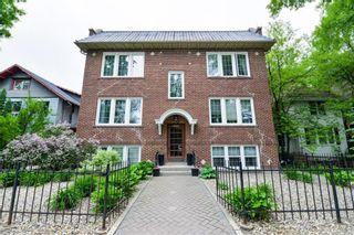 Photo 1: 4 888 Grosvenor Avenue in Winnipeg: Condominium for sale (1B)  : MLS®# 1925552