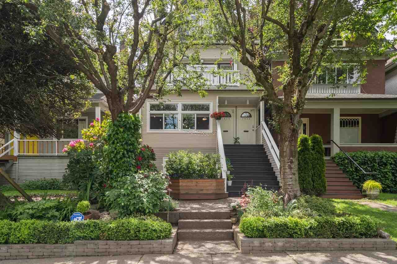 Main Photo: 1936 W 6TH Avenue in Vancouver: Kitsilano Townhouse for sale (Vancouver West)  : MLS®# R2457700