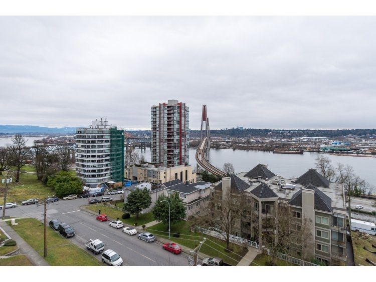 Main Photo: 803 209 CARNARVON Street in New Westminster: Downtown NW Condo for sale : MLS®# R2026855