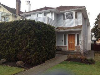 Photo 1: 4597 West 13th Avenue in Vancouver: Home for sale : MLS®# v988592