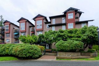 """Photo 1: 110 1140 STRATHAVEN Drive in North Vancouver: Northlands Condo for sale in """"Strathaven"""" : MLS®# R2178970"""