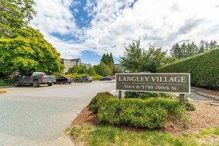 """Photo 1: 211 5700 200 Street in Langley: Langley City Condo for sale in """"Langley Village"""" : MLS®# R2590509"""