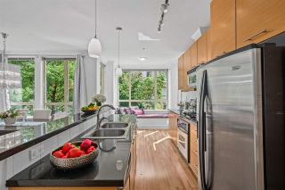 """Photo 2: 314 560 RAVENWOODS Drive in North Vancouver: Roche Point Condo for sale in """"SEASONS"""" : MLS®# R2394389"""