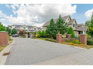 """Photo 2: 56 20831 70 Avenue in Langley: Willoughby Heights Townhouse for sale in """"RADIUS AT MILNER HEIGHTS"""" : MLS®# R2396437"""